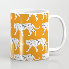 Tiger Print Coffee Mug