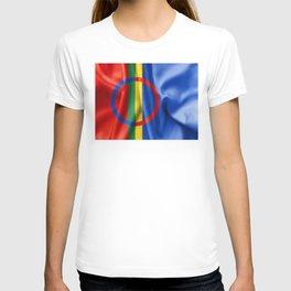 Sami Flag T-shirt