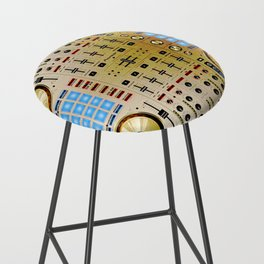 DDJ SX N In Limited Edition Gold Colorway Bar Stool