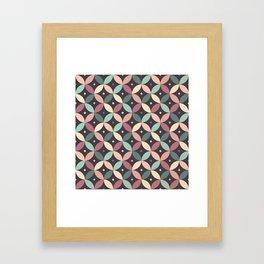 pattern - june/20 Framed Art Print