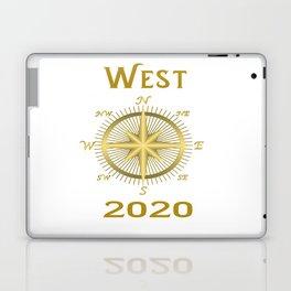 West 2020  Laptop & iPad Skin