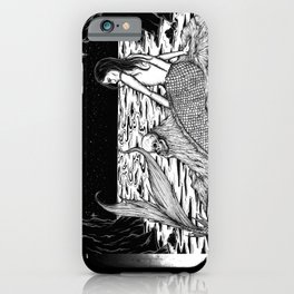 Siren's Seduction iPhone Case