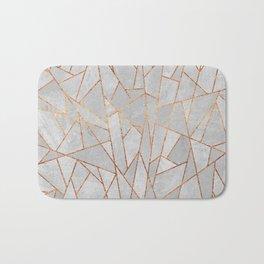 Shattered Concrete Bath Mat