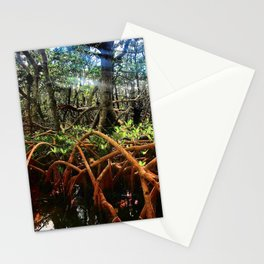Rhizophora mangle Stationery Cards