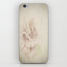 Love Never Fades iPhone & iPod Skin