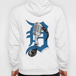 Detroit Music Hoody