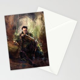 The Silver Tongue Stationery Cards