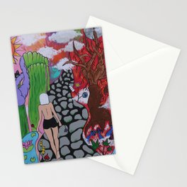 Walk of a Lifetime Stationery Cards