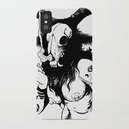 Muse III iPhone Case