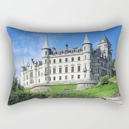 Dunrobin Castle  Rectangular Pillow
