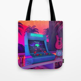 Arcade Dreams Tote Bag