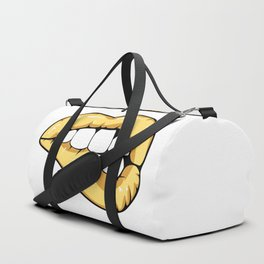Honey lips Duffle Bag