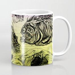 Bones and color Coffee Mug