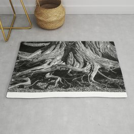 Lovecraft Roots Rug