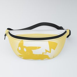 Pika Silhouette Fanny Pack