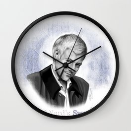 Scotland Yard's Sweetheart Wall Clock