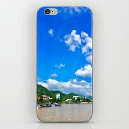 Vietnam NhaTrang iPhone Skin
