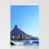 south africa Stationery Cards featuring South Africa Impression 6 by Art-Motiva