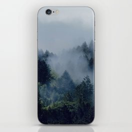 End in fire iPhone Skin