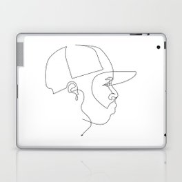 One Line For Dilla Laptop & iPad Skin