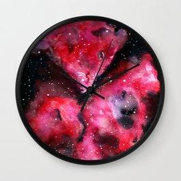 Carinae Wall Clock