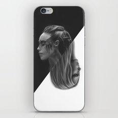 Clexa iPhone & iPod Skin