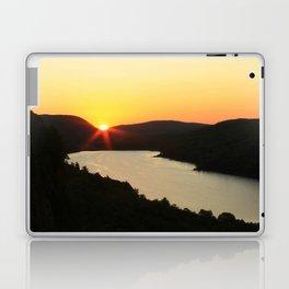 Sunrise over Lake of the Clouds Laptop & iPad Skin