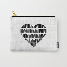 Book Lover II Carry-All Pouch