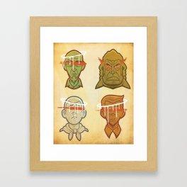 The Venture Bros. Framed Art Print