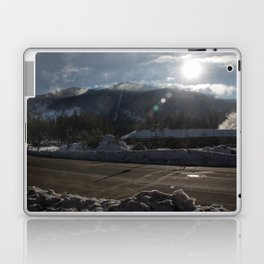 Snow Town  Laptop & iPad Skin