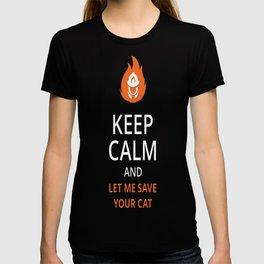 Firefighter t-shirt T-shirt