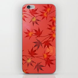 Momiji iPhone Skin