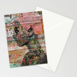 Inner Nature (Profile of Woman) Stationery Cards