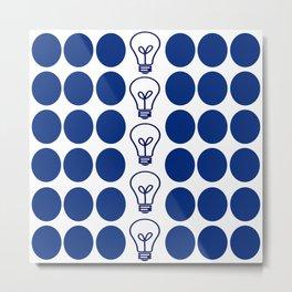 Ideas ideas ideas! Metal Print