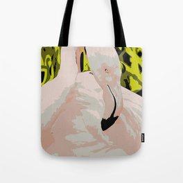 flamingo01 Tote Bag