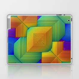 Color Patchwork Laptop & iPad Skin