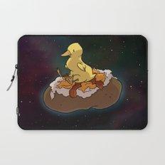 Space Duck Laptop Sleeve