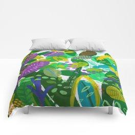 Between the branches. III Comforters