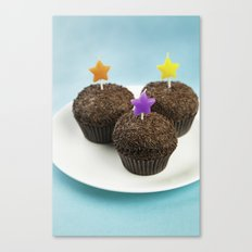 Cupcake Party  Canvas Print