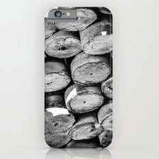 Abstract Concrete Rounds iPhone 6s Slim Case