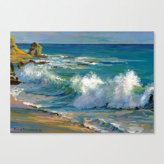 Fiji Canvas Print