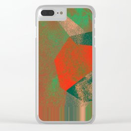 ART CONCEPT 21 Clear iPhone Case