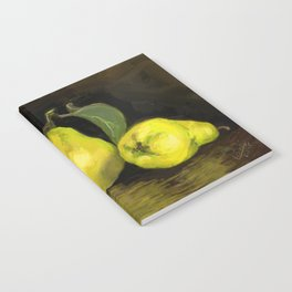 Quinces the fruit of love Notebook