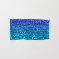 SEA SPARKLE Hand & Bath Towel