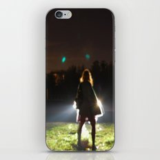 Rabbit Heart iPhone & iPod Skin