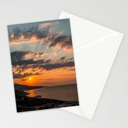Greek Sunrise Stationery Cards