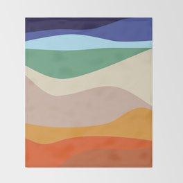Stratum Throw Blanket