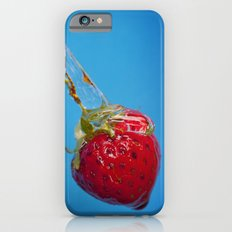 Strawberry and Syrup iPhone 6s Slim Case