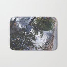 all that you think reflects into reality Bath Mat