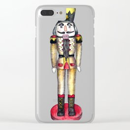 The Nutcracker Prince 2 Clear iPhone Case